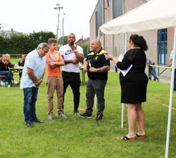 Remise des prix sportifs 2020 - Le RFC Villers mis à l'honneur pour titre de champion en 4e provinciale